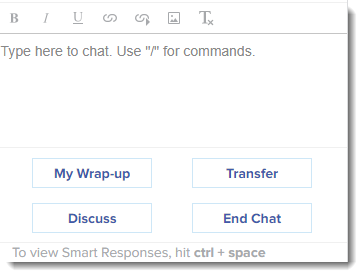 Activate a Facebook Messenger chat